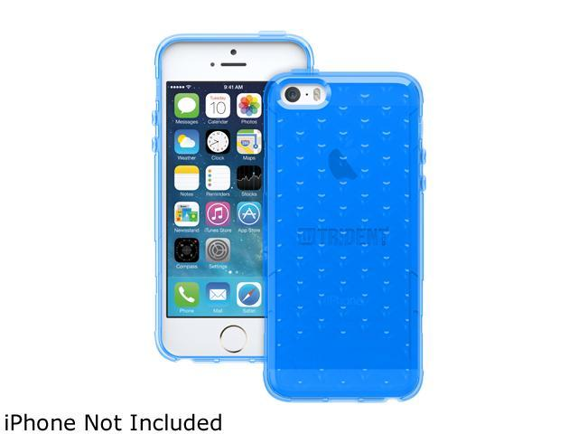 Trident Perseus Translucent Blue Case for Apple iPhone 5 / 5S - 2014 Edition PS-APL-IPH5S2-BLU