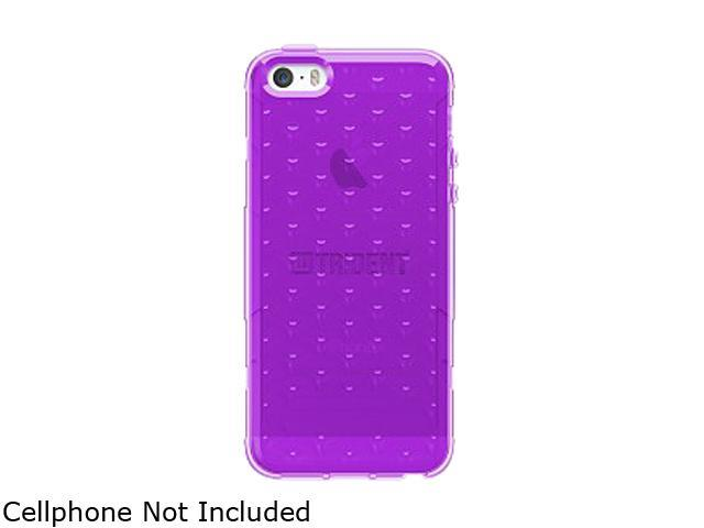 Trident Perseus Translucent Purple Case for Apple iPhone 5 / 5S - 2014 Edition PS-APL-IPH5S2-PP