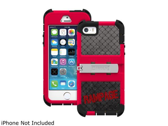 Trident Ramage Edition Kraken A.M.S. Red Case for Apple iPhone 5 / 5S AMSRP-APL-IPH5S-RP002
