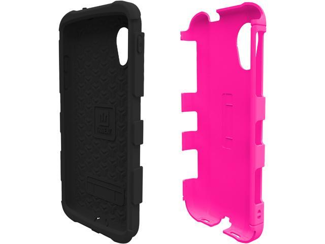 Trident Aegis Pink Solid Case for Google Nexus 5 AG-GL-NXS5-PNK