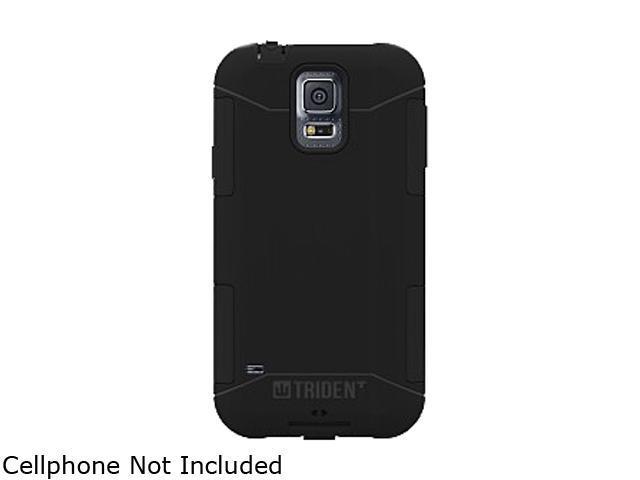 Trident Aegis 2014 Black Case for Samsung Galaxy S5 AG-SSGXS5-BK000
