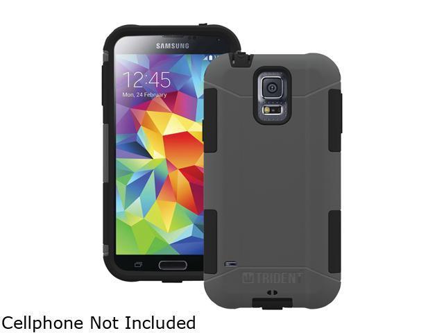 Trident Aegis 2014 Grey Case for Samsung Galaxy S5 AG-SSGXS5-GY000