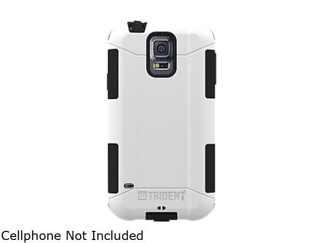 Trident Aegis White Case for Samsung Galaxy S5 AG-SSGXS5-WT000