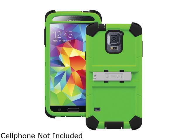 Trident KKN 2014 AMS Green Case for Samsung Galaxy S5 KN-SSGXS5-TG000
