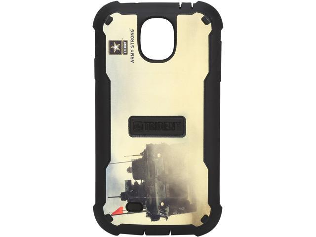Trident Cyclops Gray Case for Samsung Galaxy S IV CY-SSGXS4-BKK05