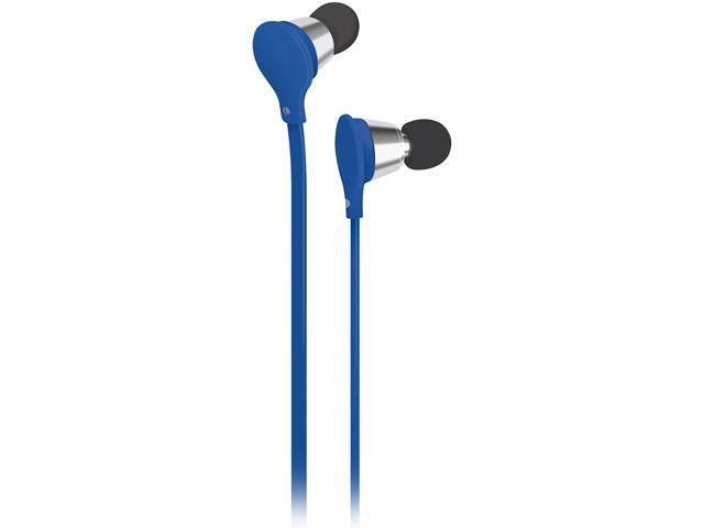 AT&T Blue Jive Stereo Earbud EBM01-Blue