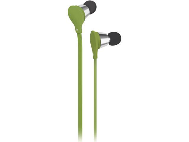 AT&T Green Jive Stereo Earbud EBM01-Green