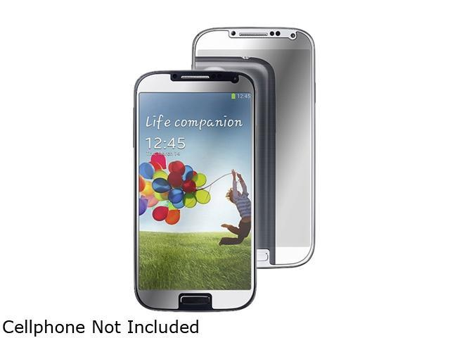 Insten 3-Pack  Mirror Screen Protectors Compatible with Samsung Galaxy S4 / SIV i9500