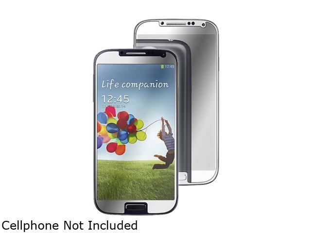 Insten 5-Pack  Mirror Screen Protectors Compatible with Samsung Galaxy S4 / SIV i9500