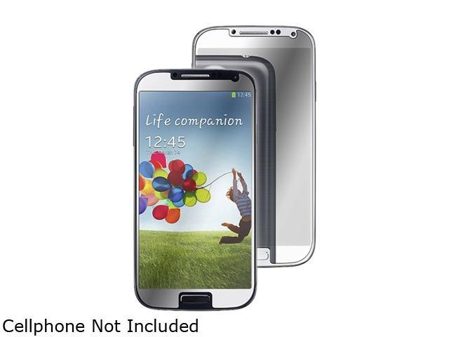 Insten Mirror Screen Protector Shield Compatible with Samsung Galaxy S4 / SIV i9500