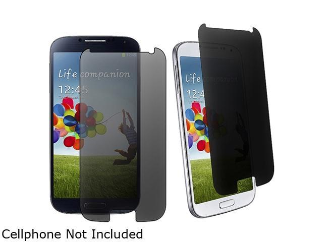 Insten 2 packs of Privacy Screen Covers Compatible with Samsung Galaxy S IV/ S4 i9500