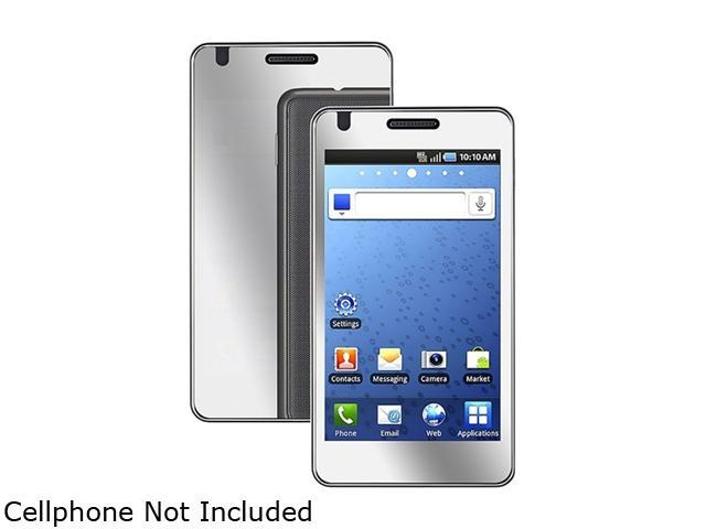 Insten 3 packs of Mirror Screen Protectors Compatible with Samsung i997 Infuse 4G