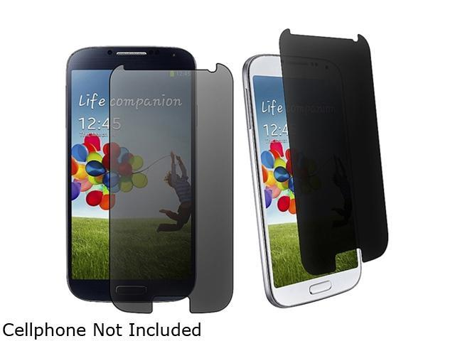 Insten Privacy Filter Screen Protector Compatible with Samsung Galaxy S IV/ S4 i9500