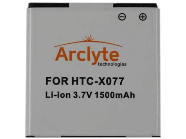 Arclyte Black 1500 mAh Battery for Amaze 4G/Evo 3D/MyTouch 4G/Sensation Slide etc. MPB03216