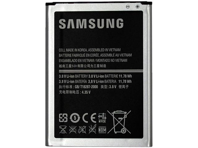 Arclyte Black 3100 mAh Original Samsung battery MPB03599M