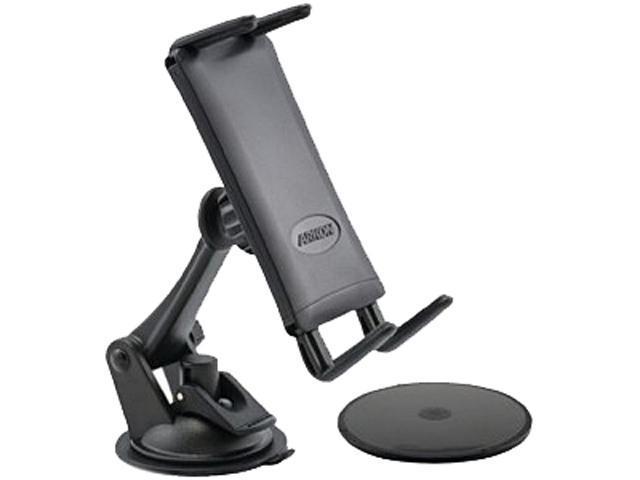 ARKON Black Slim-Grip Ultra Sticky Suction Windshield or Dash Phone Car Mount for iPhone 6S Plus, Galaxy TabletsRSM679