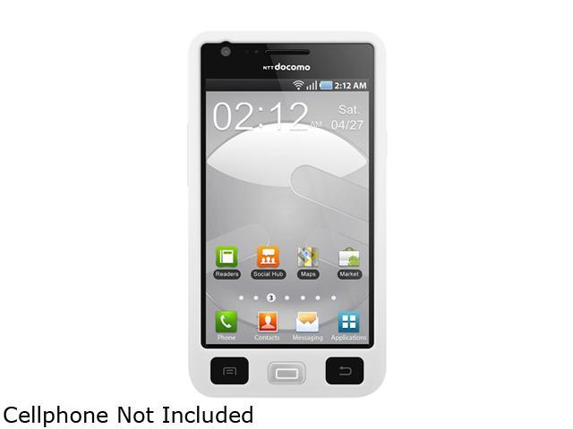 SwitchEasy Milk Silicone Case for Samsung Galaxy S II International SW-COLG2-W