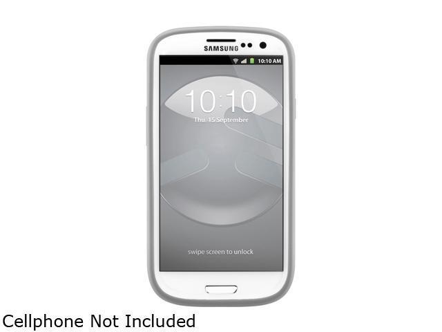 SwitchEasy Flow Hybrid White Case for Samsung Galaxy S III SW-FLOG3-W