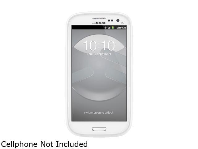 SwitchEasy White Nebula TPU Jelly Case for Samsung Galaxy S III SW-NEBG3-W