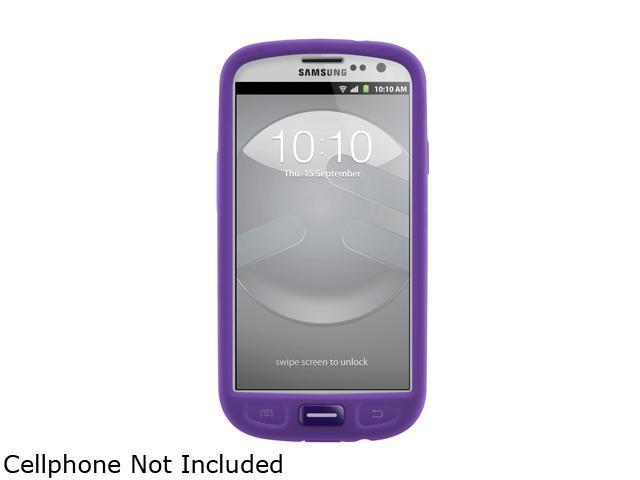 SwitchEasy Viola Colors Silicone Case for Samsung Galaxy S III SW-COLG3-PU
