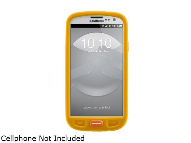SwitchEasy Mican Colors Silicone Case for Samsung Galaxy S III SW-COLG3-Y