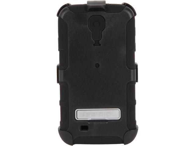 Seidio CONVERT Combo Black Case & Holster w/ Kickstand For Samsung Galaxy S4 BD4-HKR4SSGS4