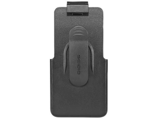 Seidio Black Spring-Clip Holster For Samsung Galaxy S4 HLSSGS4AS