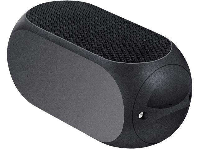 Matrix Audio MQUBE2BKA Black QUBE 2 Universal Rechargeable Stereo Bluetooth Speaker
