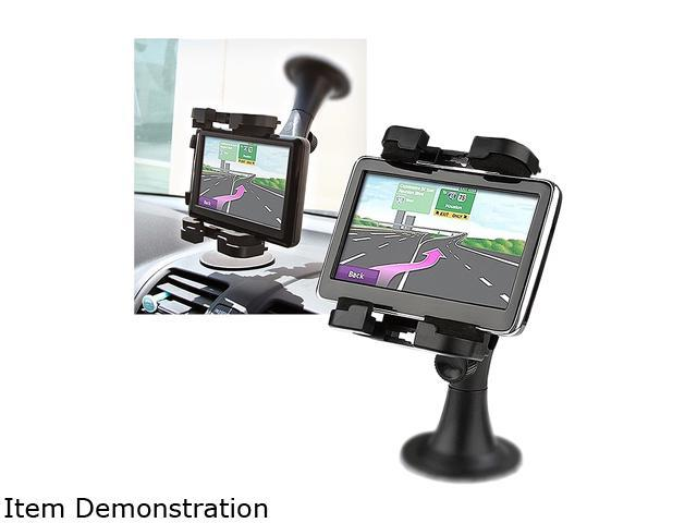 Insten Black GPS Windshield Phone Holder Mount For Apple iPhone 6 1927921