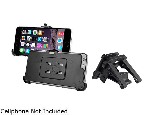 Insten Black Air Vent Car Mount Holder for Apple iPhone 6 Plus (5.5-inch) 1997413