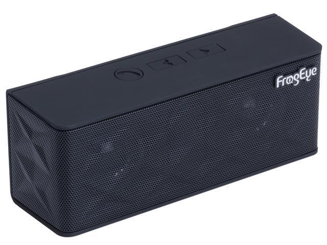 FrogEye HotBox S6 Black Wireless Speaker Speakerphone