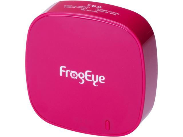 FrogEye PowerPlay P80 Rose 8000 mAh Mobile Power Bank MA-P80 -9