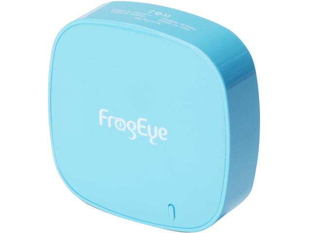 FrogEye PowerPlay P80 Sky Blue 8000 mAh Mobile Power Bank MA-P80 -10