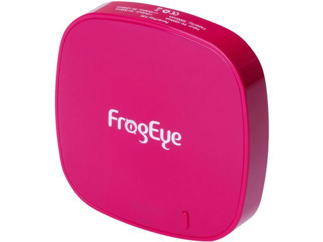 FrogEye PowerPlay P30 Rose 3000 mAh Mobile Power Bank MA-P30 -9