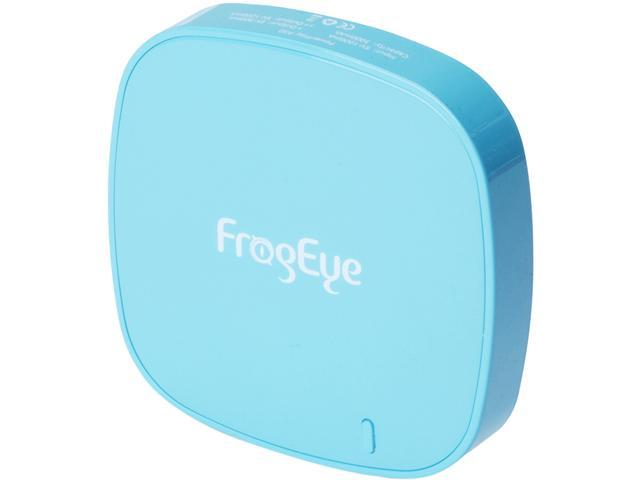 FrogEye PowerPlay P30 Sky Blue 3000 mAh Mobile Power Bank MA-P30 -10