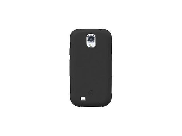 Griffin Black Survivor Skin Case for Samsung Galaxy S4   Everyday-Duty Case