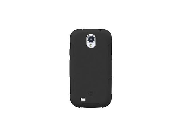 Griffin Black Survivor Case with Belt Clip for Samsung Galaxy S4   Military-Duty Case