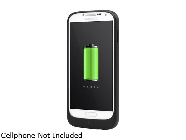 Incipio Black offGRID Backup Battery Case for Samsung Galaxy S4 SA-094