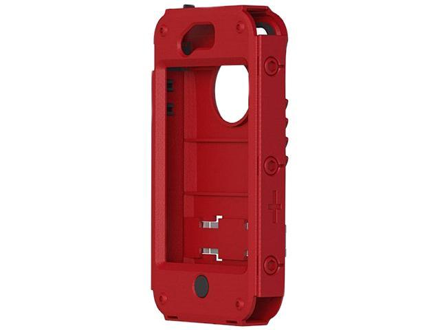 Trident Kraken A.M.S. Exoskeleton Maroon Case for iPhone 4/4S EXO-IPH4S-MN