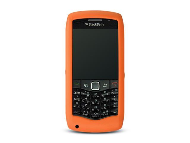 BlackBerry Pearl 9100 Orange Silicone Skin