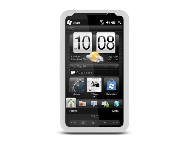 HTC HD2 Clear Silicone Skin