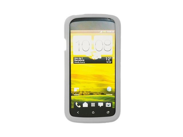 HTC Ville/HTC One S Clear Silicone Skin
