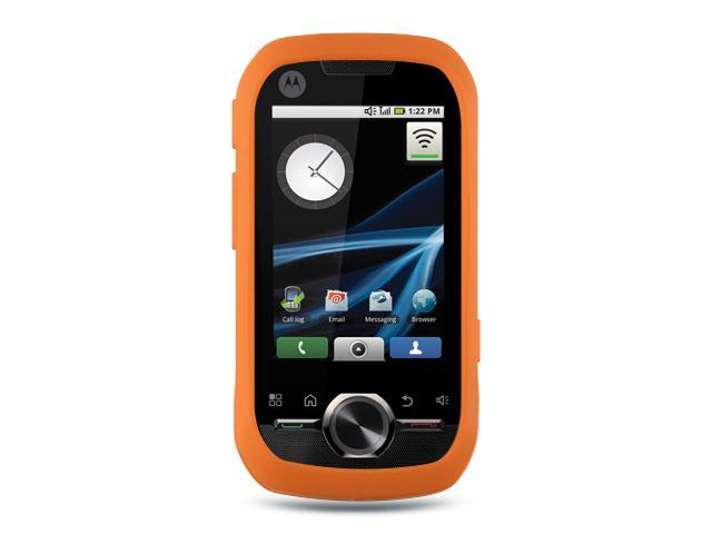 Motorola i1 Orange Silicone Skin