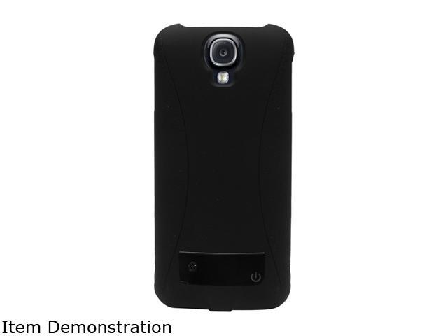LifeCHARGE Black 2100 mAh Battery Case for Samsung Galaxy S4 ONT-PWR-34693