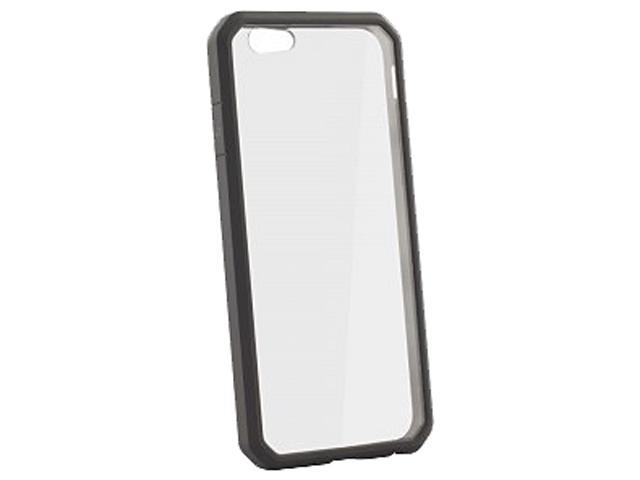 Xfactor Black High Impact, Clear View, Anti-Scratch Case for Apple iPhone 6 Plus / 6s Plus TPUANTI6PLUSBK