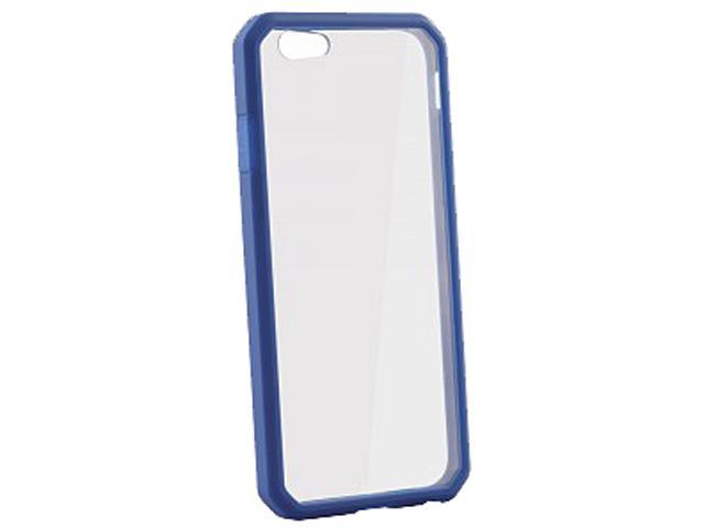 Xfactor Blue High Impact, Clear View, Anti-Scratch Case for Apple iPhone 6 Plus / 6s Plus TPUANTI6PLUSBL