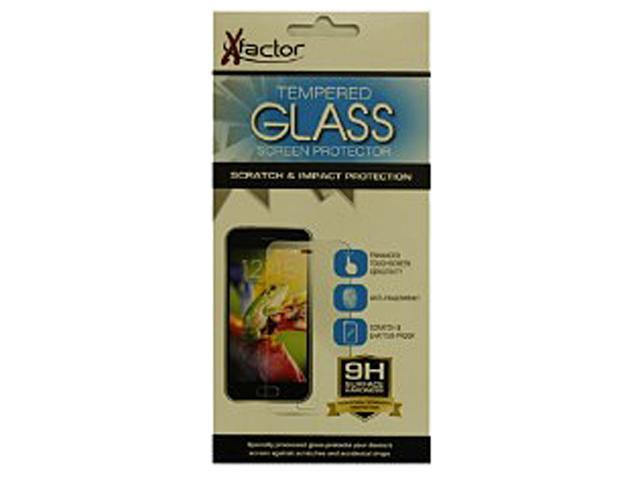 Xfactor Tempered Glass Screen Protector - Samsung Note 4 TEMPXFNOTE4