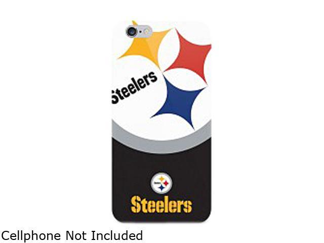 ma sports Oversized Logo Snap Back NFL iPhone 6 Pittsburg Steelers NFL-OVS6-STLR