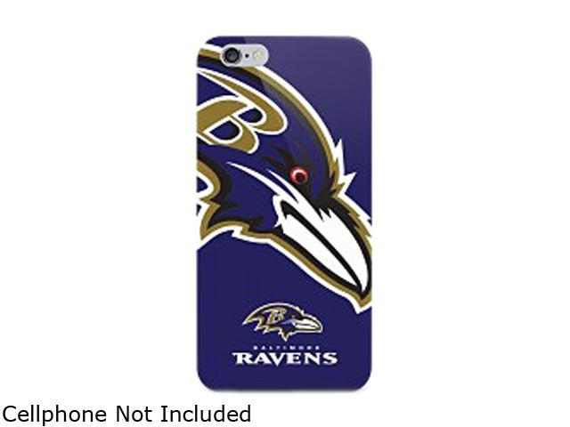 ma sports Oversized Logo Snap Back NFL iPhone 6 Baltimore Ravens NFL-OVS6-RVNS