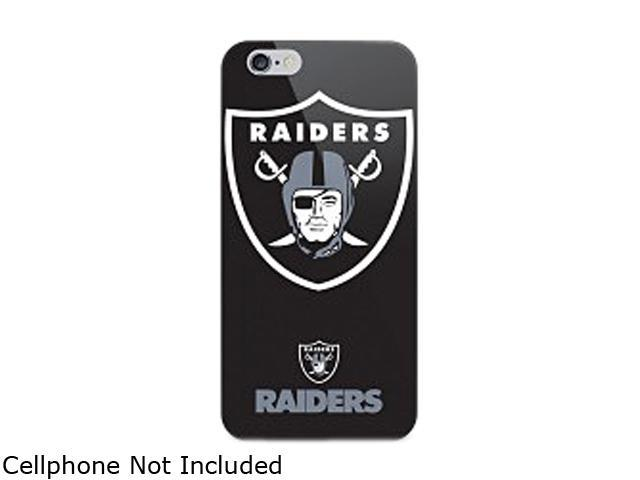 ma sports Oversized Logo Snap Back NFL iPhone 6 Oakland Raiders NFL-OVS6-RAID